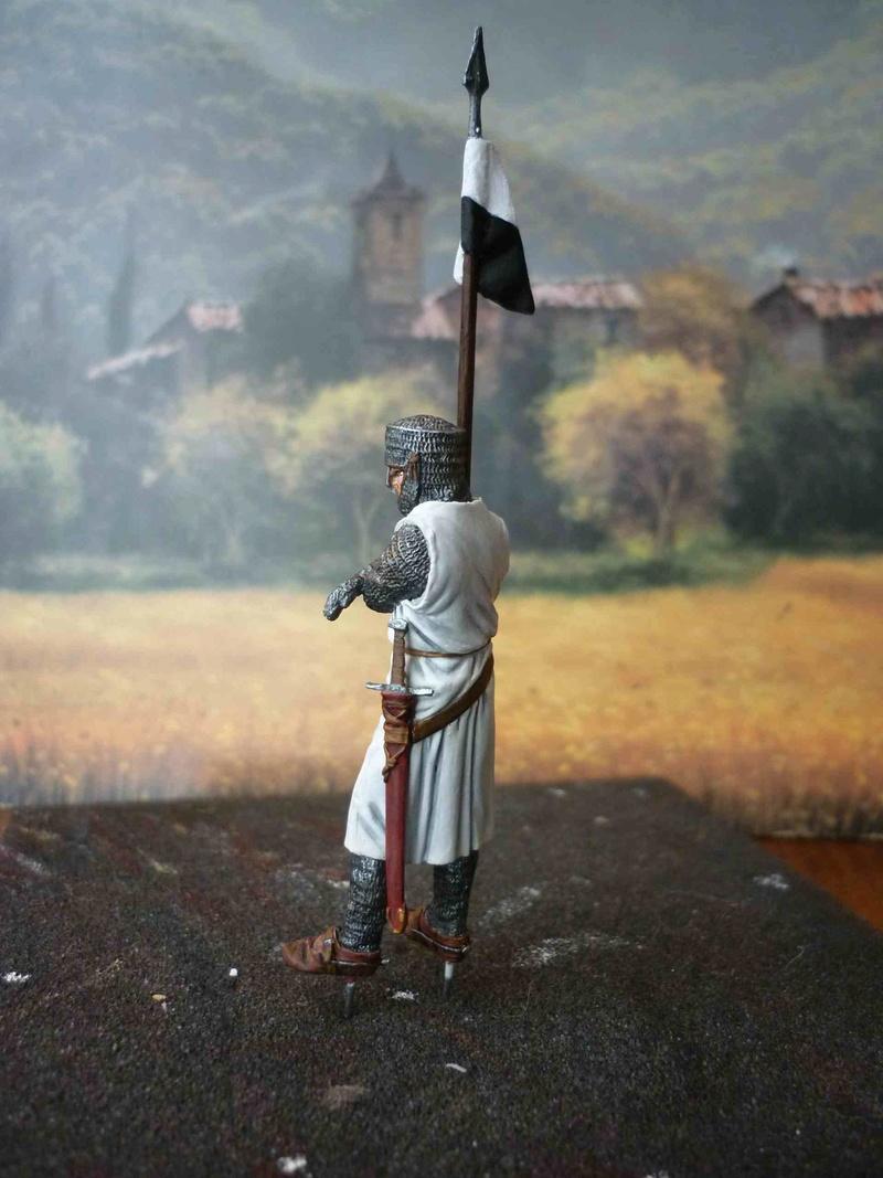 Départ pour la croisade -  An 1185 P1080320