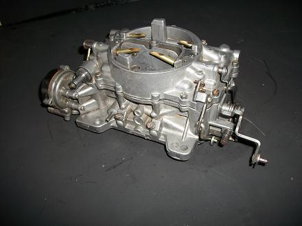 AFB Carburetor Carter11