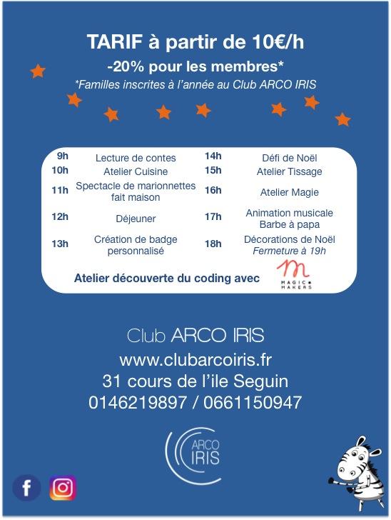 Club pour enfants Arco Iris - Page 2 Flyer_11