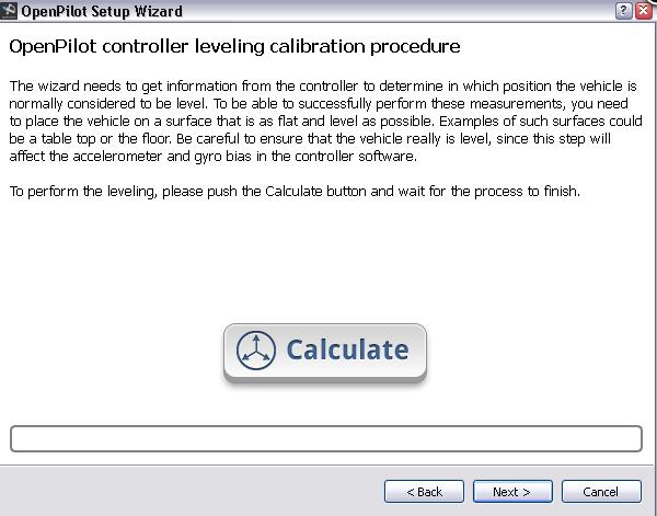 logiciel pour régler sa CC3D Captur13