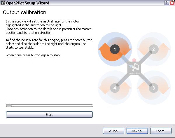 logiciel pour régler sa CC3D Captur14