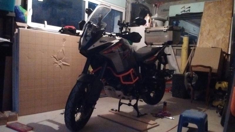 Qu'avez vous fait à votre moto aujourd'hui ? - Page 5 510