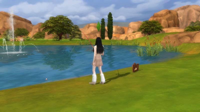 Je veux un Sims 16-01-10
