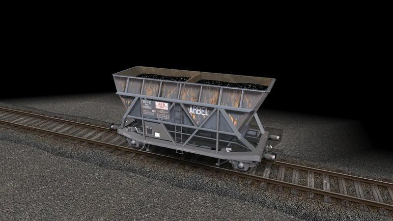 Série de coffrets pour TrainZ Girau100