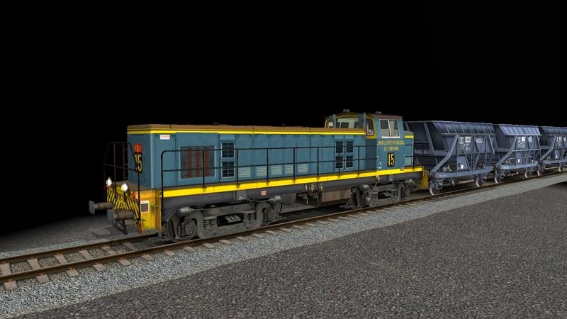 Série de coffrets pour TrainZ Girau102