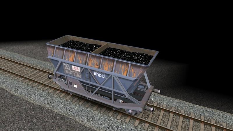 Série de coffrets pour TrainZ Girau103