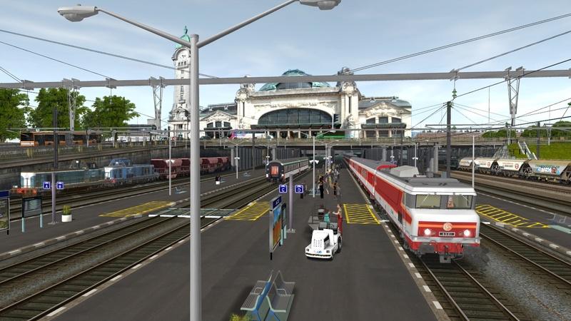 Concours international de TrainZ Giraud42