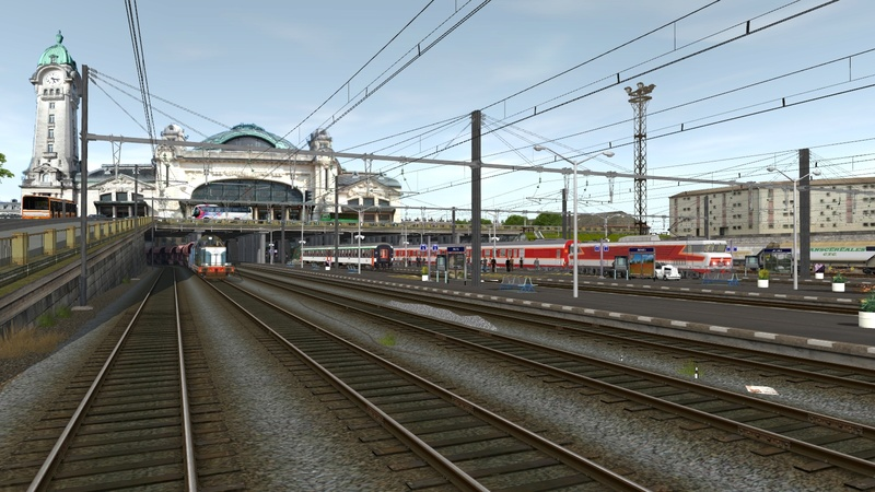 Concours international de TrainZ Giraud43