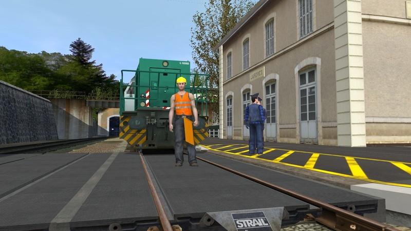 Concours international de TrainZ Giraud49