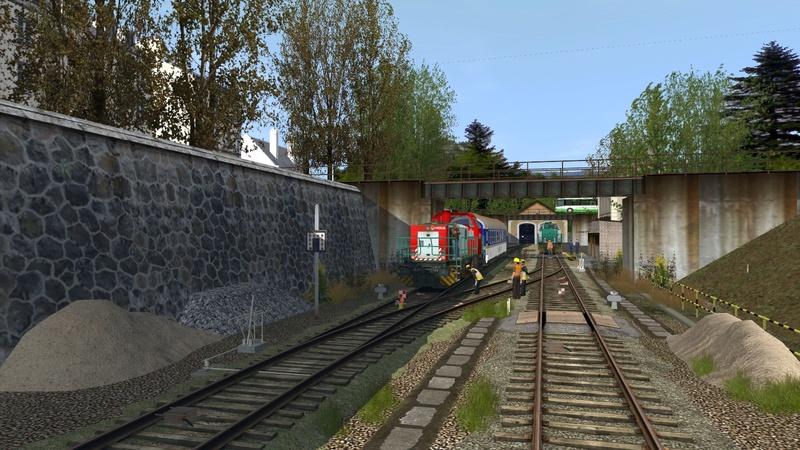 Concours international de TrainZ Giraud51