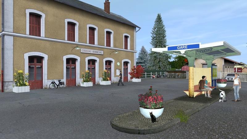 Gares de Coussac- Bonneval Giraud62