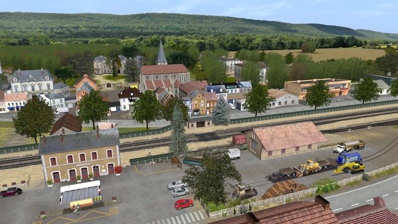 Gares de Coussac- Bonneval Giraud64
