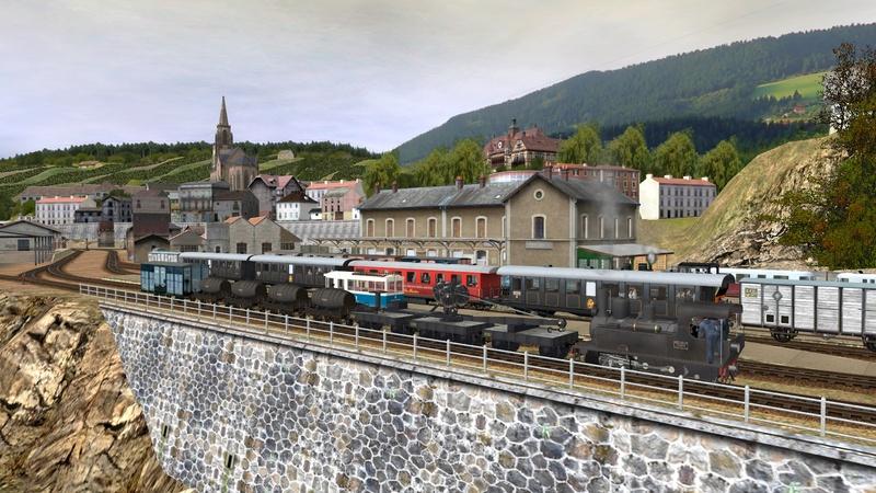 Gares de Coussac- Bonneval Giraud74