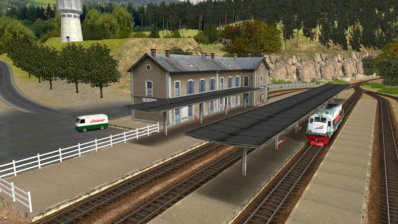 Gares de Coussac- Bonneval Giraud83