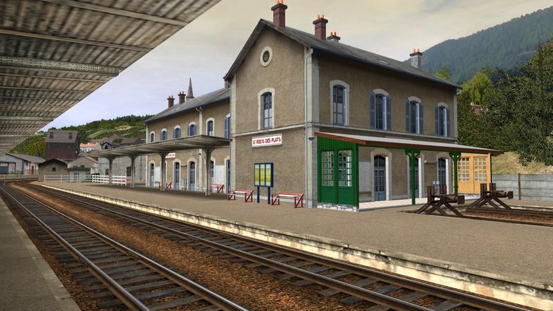 Gares de Coussac- Bonneval Giraud84
