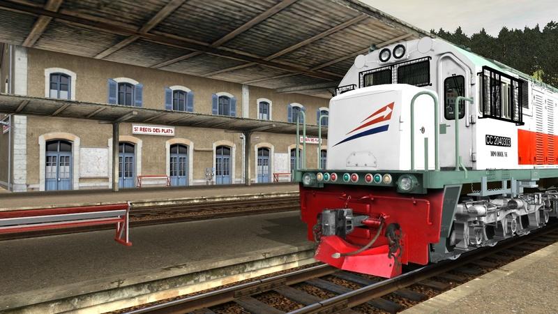 Gares de Coussac- Bonneval Giraud85