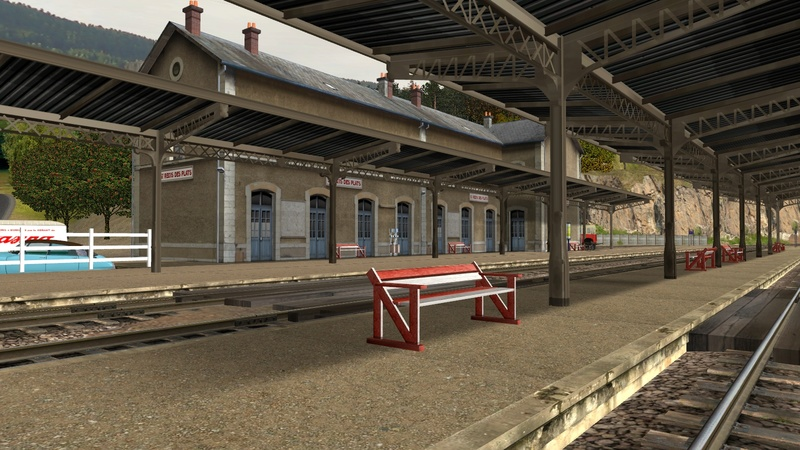 Gares de Coussac- Bonneval Giraud90
