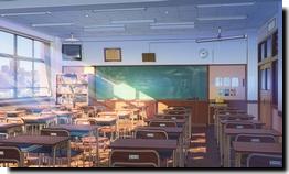 Salles de classes du collège