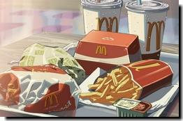 Fast-food Johnny's