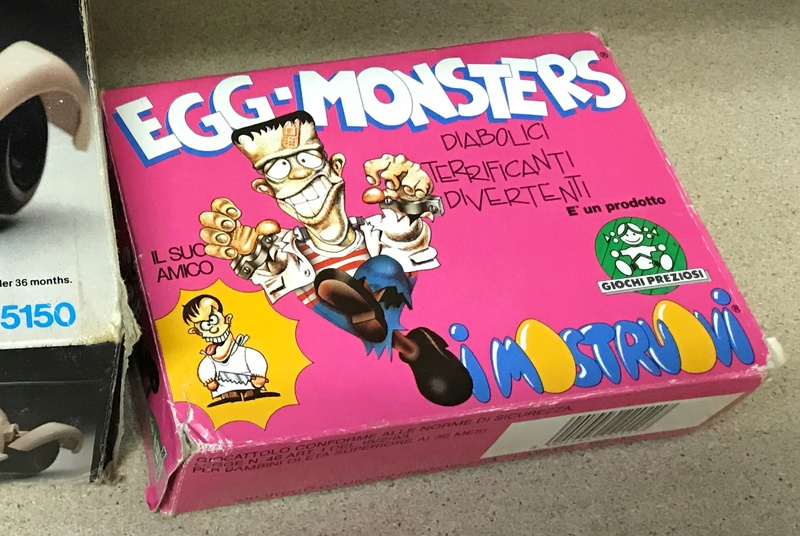 CERCO EGG MONSTER JASON FRANKENSTEIN E I 4 INSETTI Egg-mo10