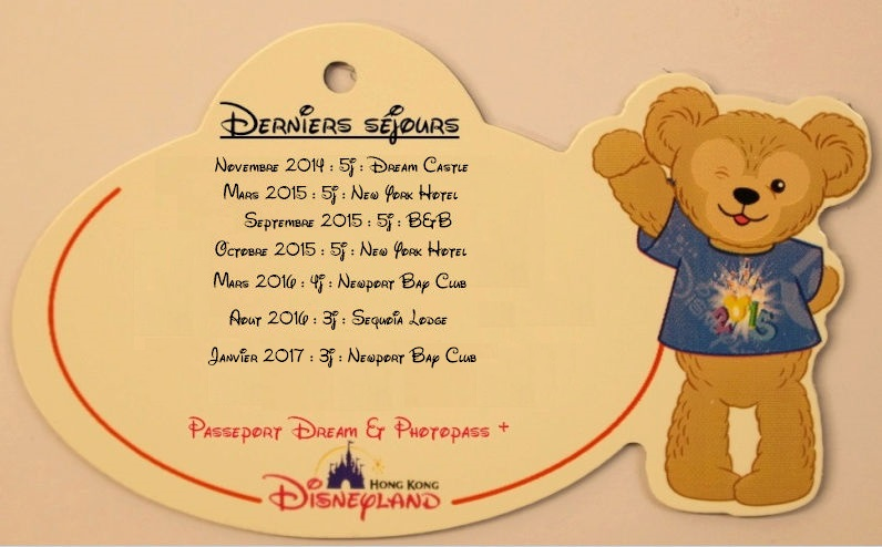 Le Pin Trading à Disneyland Paris Duffy_10