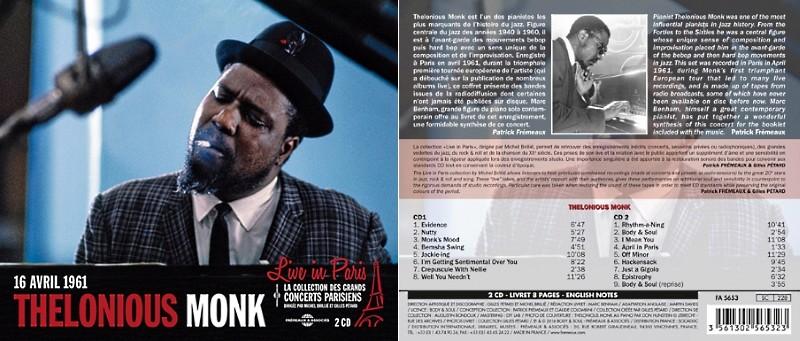 [Jazz] Playlist - Page 9 Monk_115
