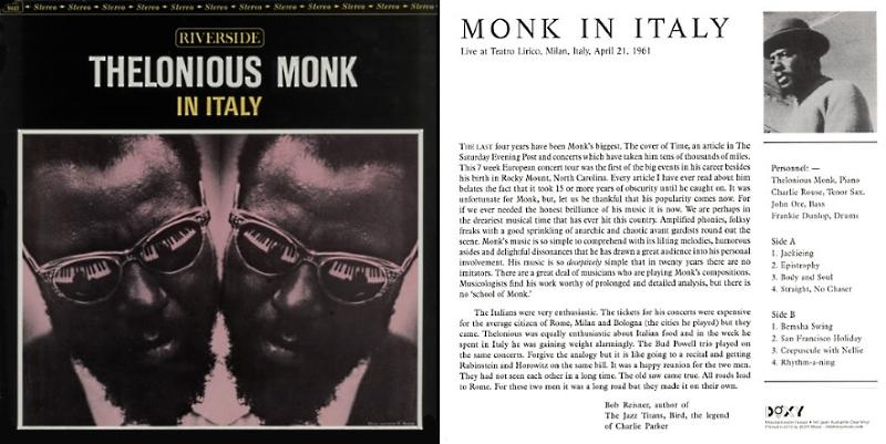 [Jazz] Playlist - Page 9 Monk_116