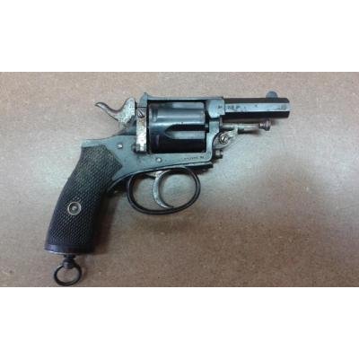 revolver 8mm agent _0000111