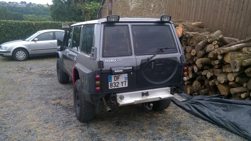Patrol Y60 long de 91 du voisin Wp_20110