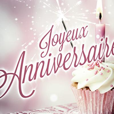 Joyeux anniversaire, Bonbon Rose ! Joyeux10