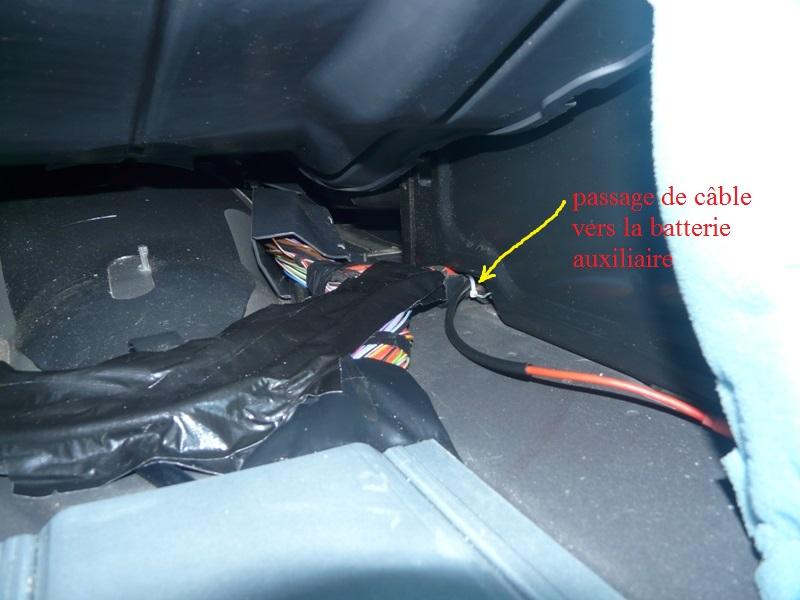 Coffre entre sièges pour V-MP P1090010