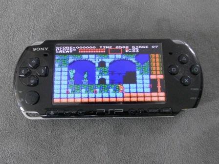 Sega Arcade Ultimate Portable Player Pspnes10