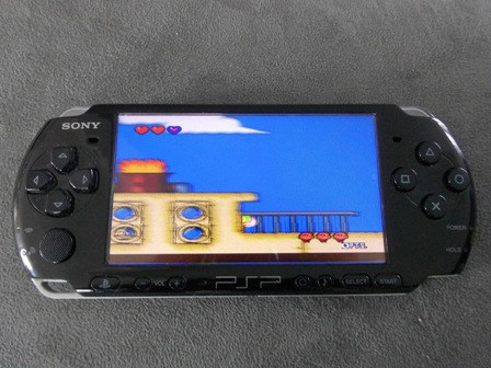 Sega Arcade Ultimate Portable Player Psppce10