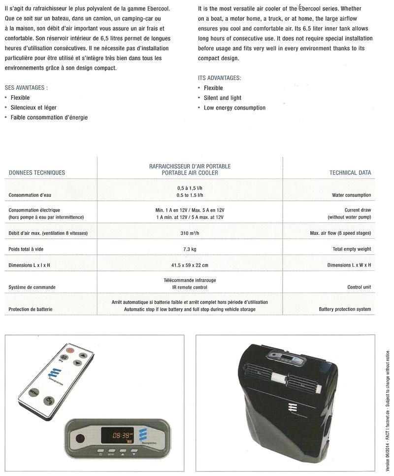climatiseur portable Numyri10