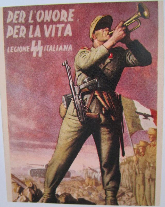 La division SS italienne - Histoire et uniformes Affich13