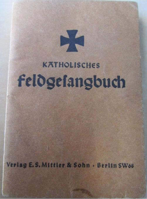 Ma collection : allemand des deux guerres mondiales (médailles, documents...) Carnet10