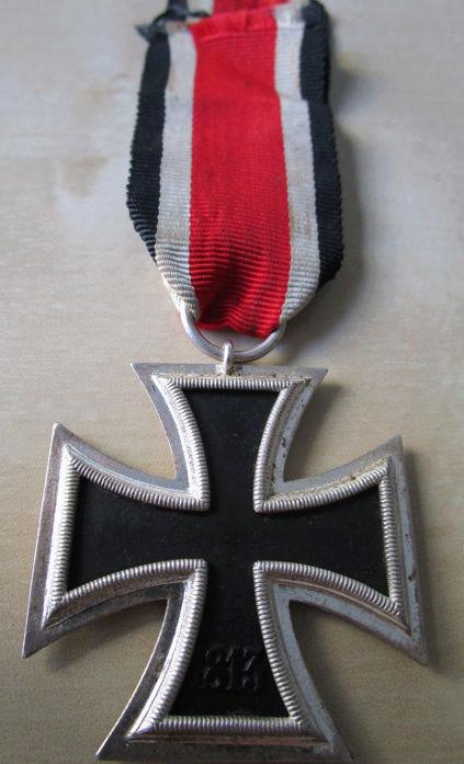 Ma collection : allemand des deux guerres mondiales (médailles, documents...) Ek2_310