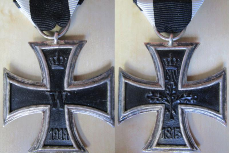Ma collection : allemand des deux guerres mondiales (médailles, documents...) Ek2ww110