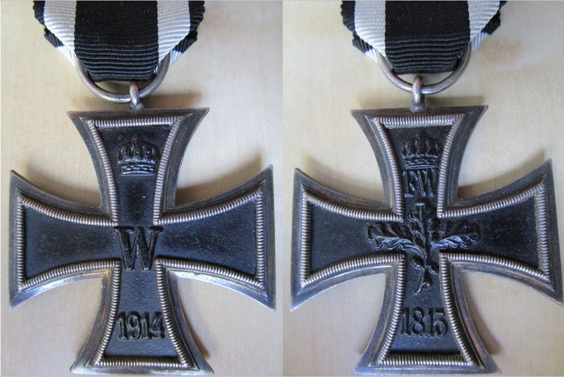 Ma collection : allemand des deux guerres mondiales (médailles, documents...) Ek2ww111
