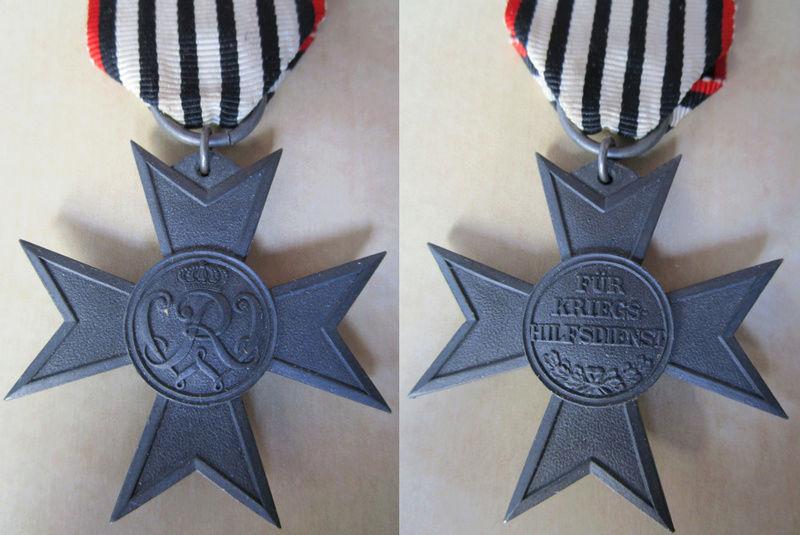 Ma collection : allemand des deux guerres mondiales (médailles, documents...) Fyr_kr11