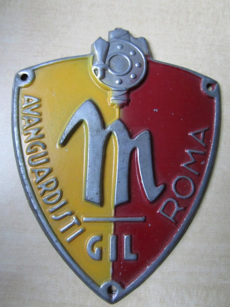 [Italien] Croix du mérite organisation de jeunesse, plaque de bras, pièces Img_0315