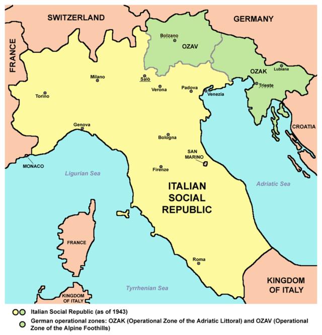 La division SS italienne - Histoire et uniformes Italia10