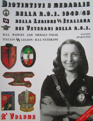 La division SS italienne - Histoire et uniformes Medail10