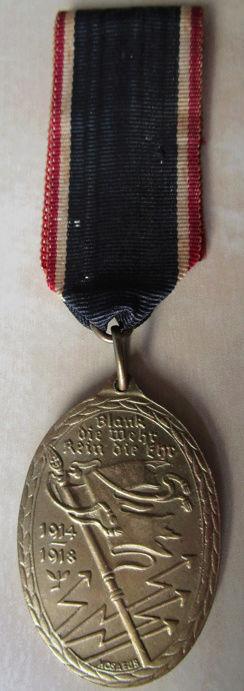 Ma collection : allemand des deux guerres mondiales (médailles, documents...) Mydail11