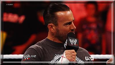 CM Punk vs The Miz Kev_9110