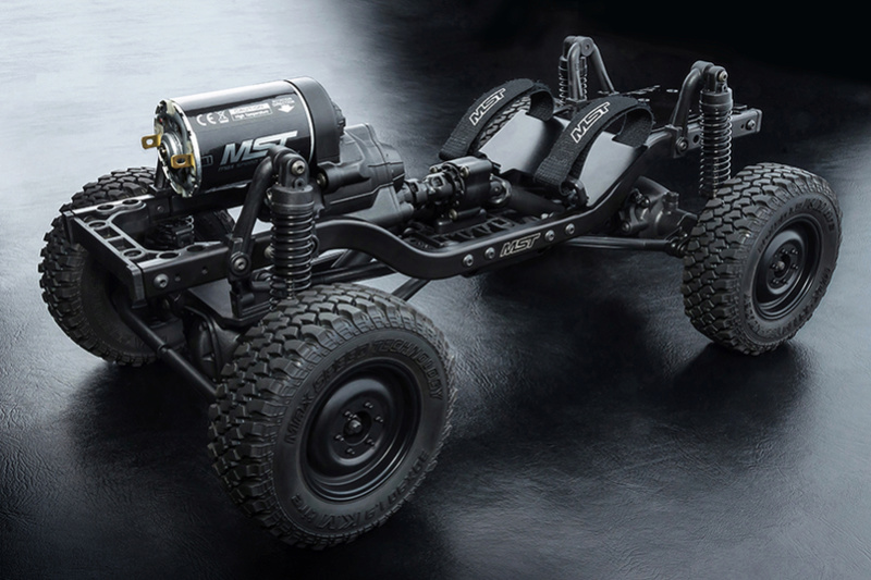 CFX 1/10 4WD High Performance Off-Road Car KIT 20161220