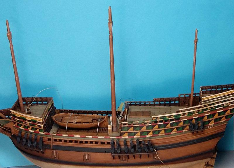 Mayflower, Revell 1:83? wohl eher 1:110 das Nebenprojekt - Seite 2 Comp_215