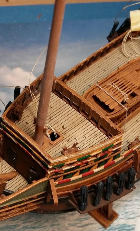 Mayflower, Revell 1:83? wohl eher 1:110 das Nebenprojekt - Seite 2 Comp_218