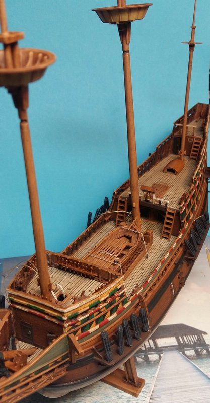 Mayflower, Revell 1:83? wohl eher 1:110 das Nebenprojekt - Seite 2 Comp_226