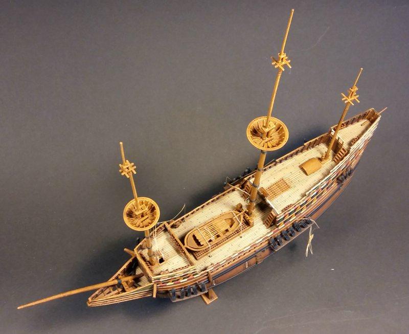 Mayflower, Revell 1:83? wohl eher 1:110 das Nebenprojekt - Seite 2 Comp_234